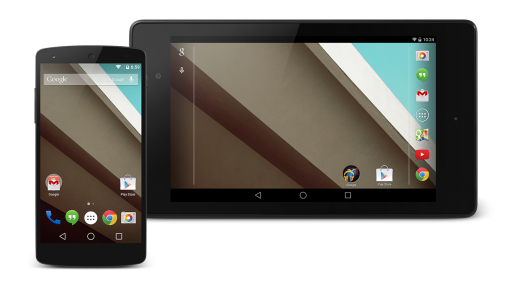 Tuto : Installer les applications d'Android L sur n'importe quel terminal.