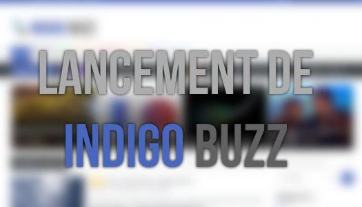Lancement de Indigo Buzz