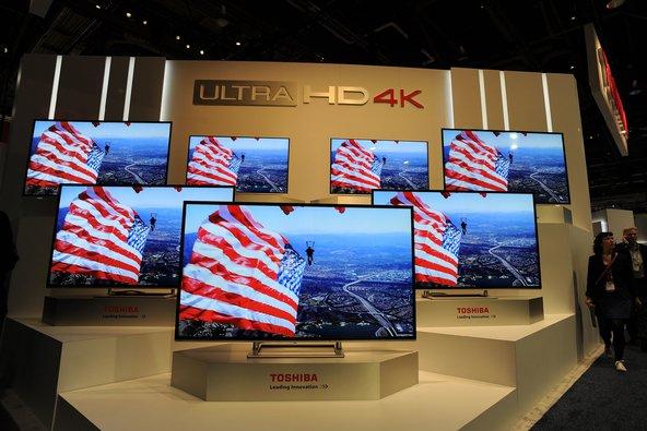 Gamme TV 4K Ultra HD 2014