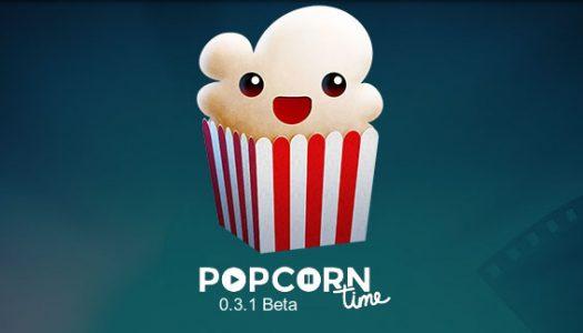 Popcorn Time sera bientôt compatible avec le Chromecast