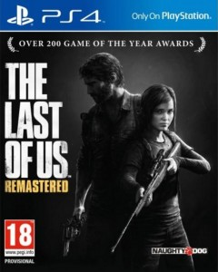 Jaquette The Last of Us Remastered