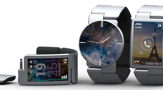Blocks Wearable présente une smartwatch modulable