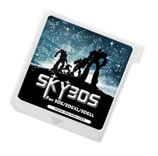 Sky3DS-Flash-Card
