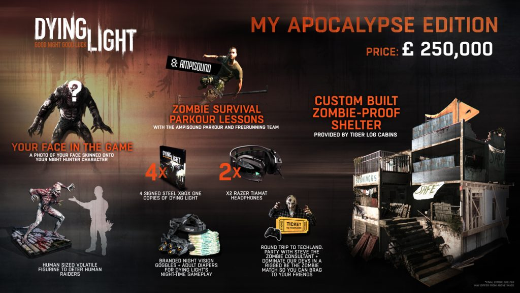 Dying Light édition collector