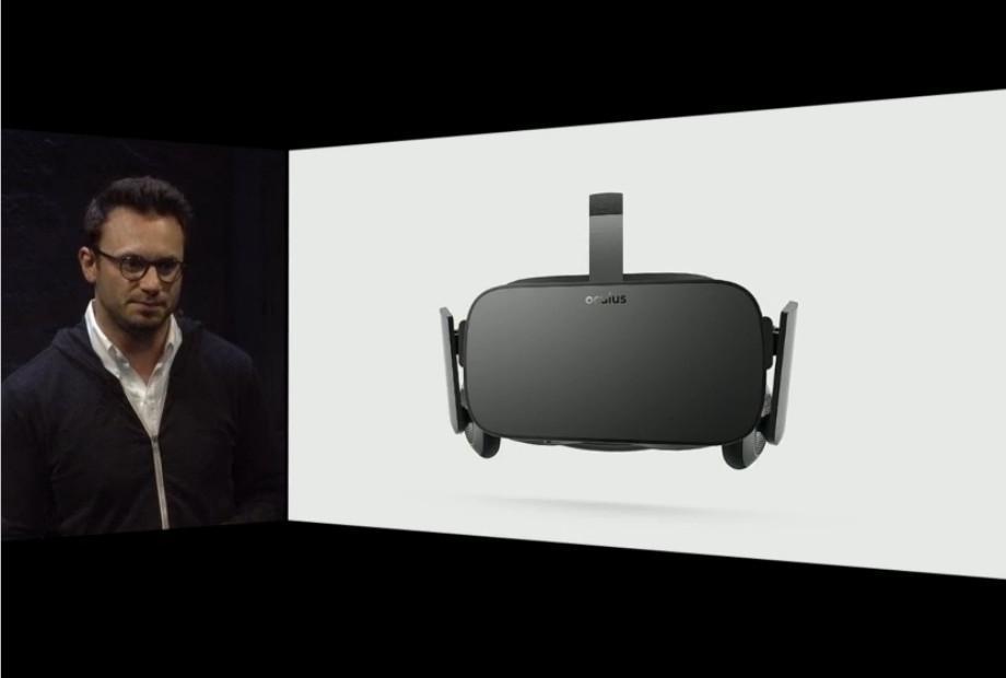 Oculus Rift model final