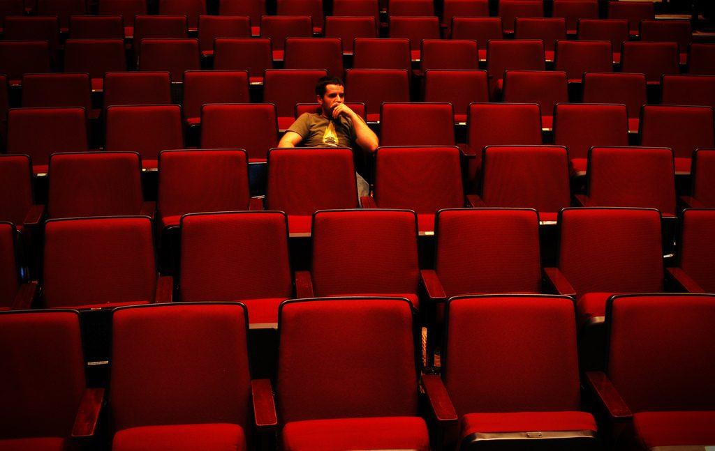 Seul au cinéma