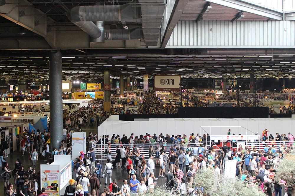 Compte rendu japan expo 2015 16eme impact for Expo photo paris
