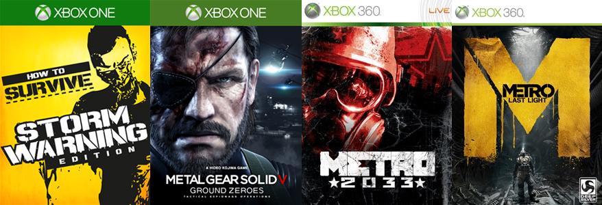 Xbox live games with gold les jeux offerts d 39 aout 2015 - La xbox one lit elle les jeux xbox 360 ...