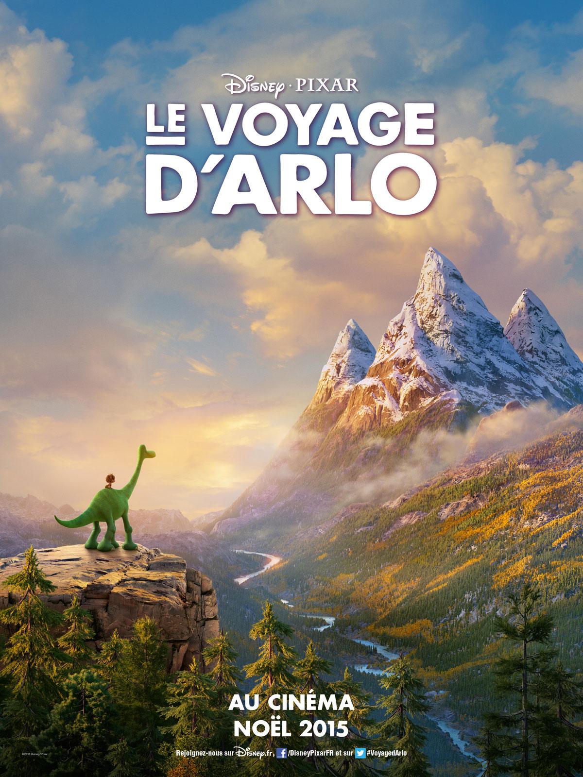 LeVoyageDarlo-Affiche-Pixar