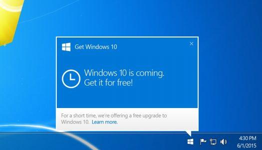 Tuto : comment obtenir la mise à jour vers Windows 10 dès aujourd'hui