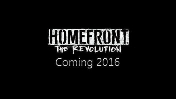 Homefront 2 Xbox One Date de sortie