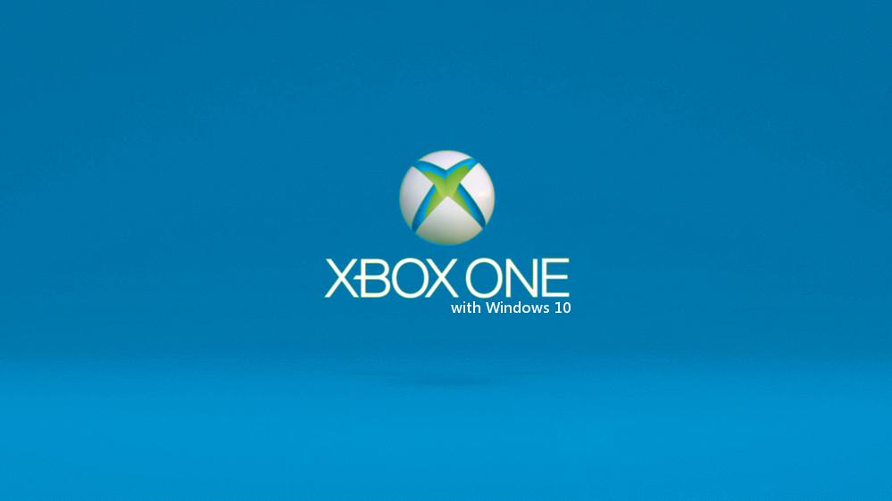 Xbox One with Windows 10
