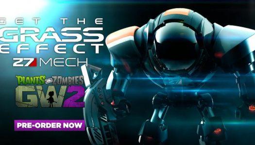 Gamescom : un DLC «Grass Effect» de Bioware pour PvZ Garden Warfare 2