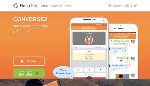 Hello Pal, une application pour apprendre les langues autrement