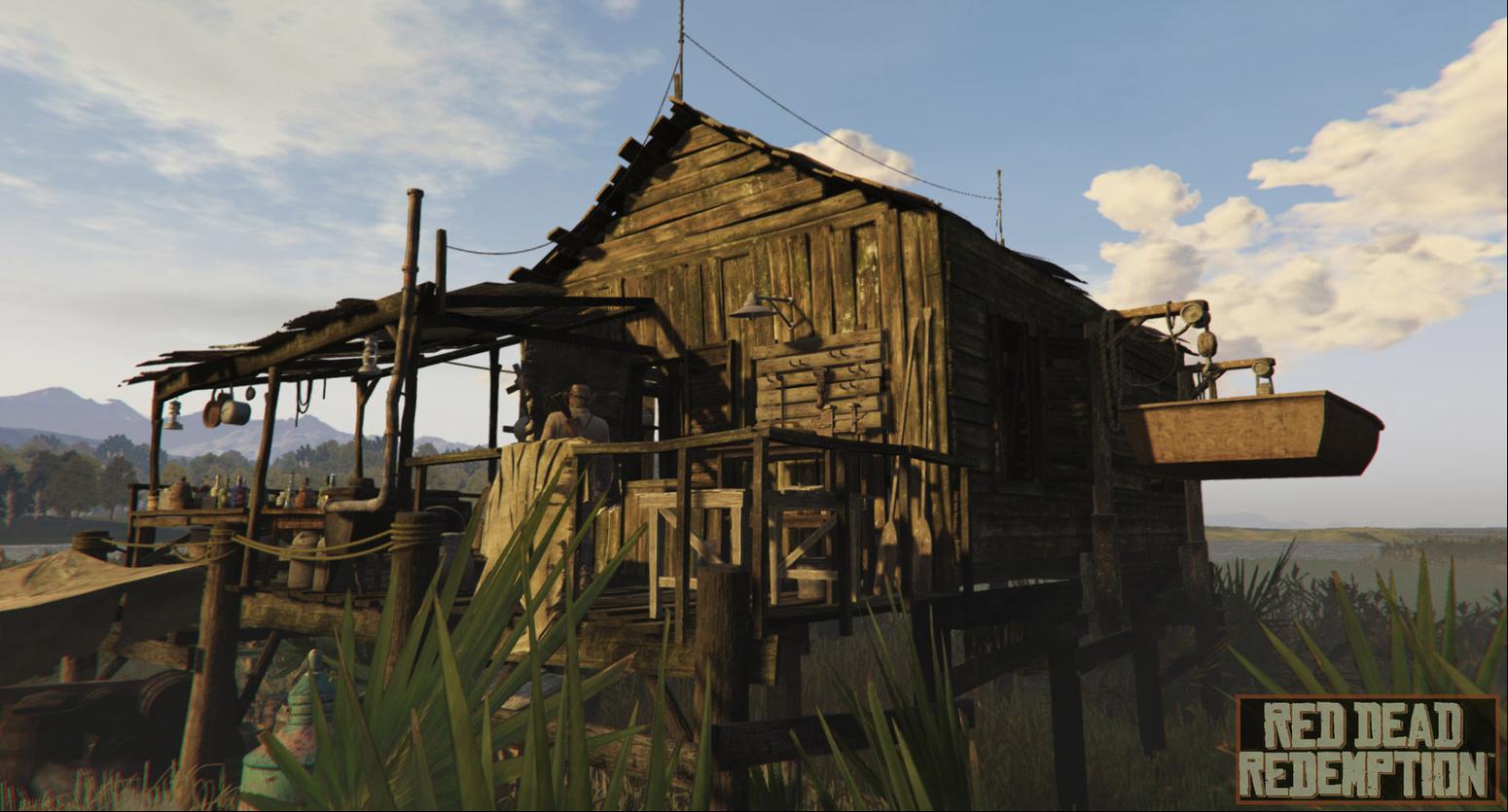 Capture d'écran publiée sur Reddit au sujet d'un éventuel nouveau Red Dead Redemption.