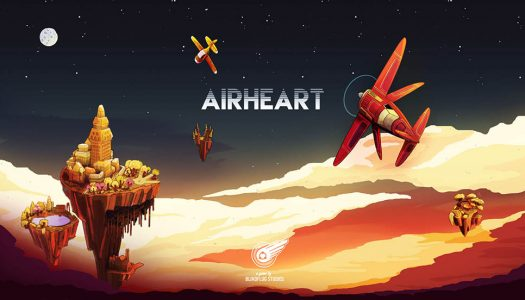 Preview : Airheart, un Rogue-like aux graphismes colorés