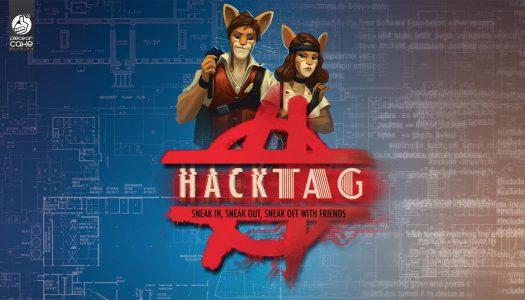 Preview : Hacktag, un jeu d'infiltration en coop made in France !