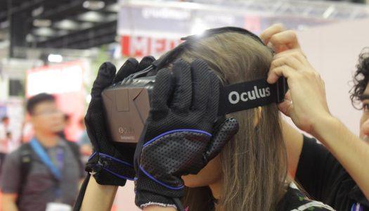 PowerClaw : Des gants connectés pour l'Oculus Rift… pas encore au point !