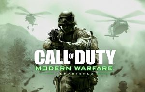 CoD Modern Warfare Remastered