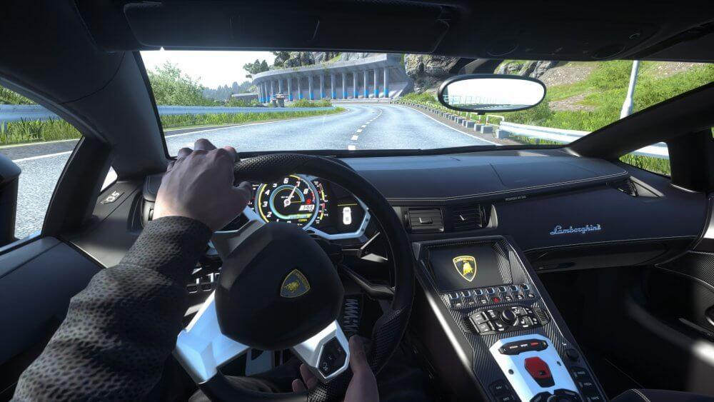 Driveclub en réalité virtuelle !
