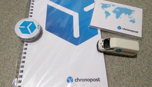 Chronopost permet la livraison par rendez-vous et on a testé !