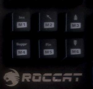 Roccat Macro