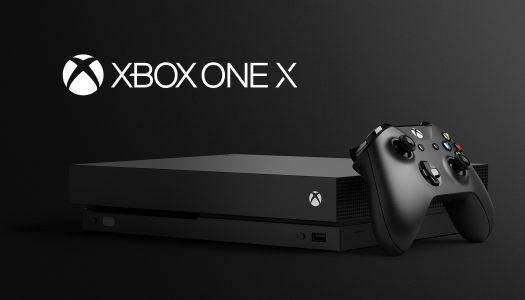 Xbox One X : Non, la console n'est pas reportée à 2018 !