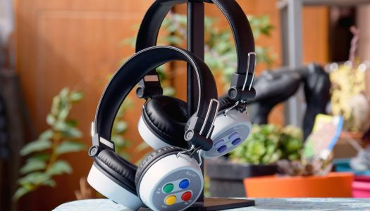 16-Beat Headphones, le casque audio Super NES est sur Kickstarter !