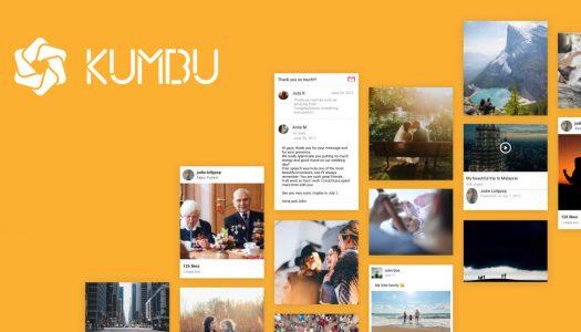 Kumbu : Un outil pour sauvegarder vos souvenirs numériques en 1 clic !