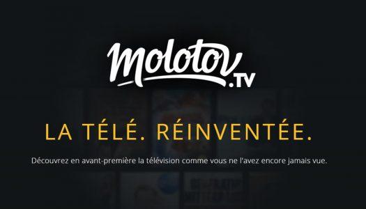 Molotov TV propose maintenant des chaines en 1080p et fait un pas vers la 4K !