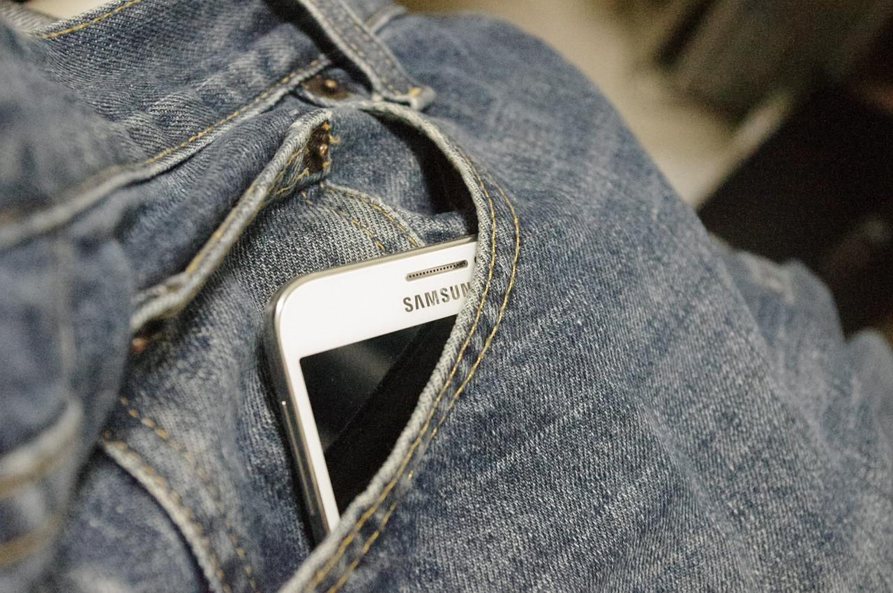 Le téléphone pliable de Samsung fuite… sur le site de la marque