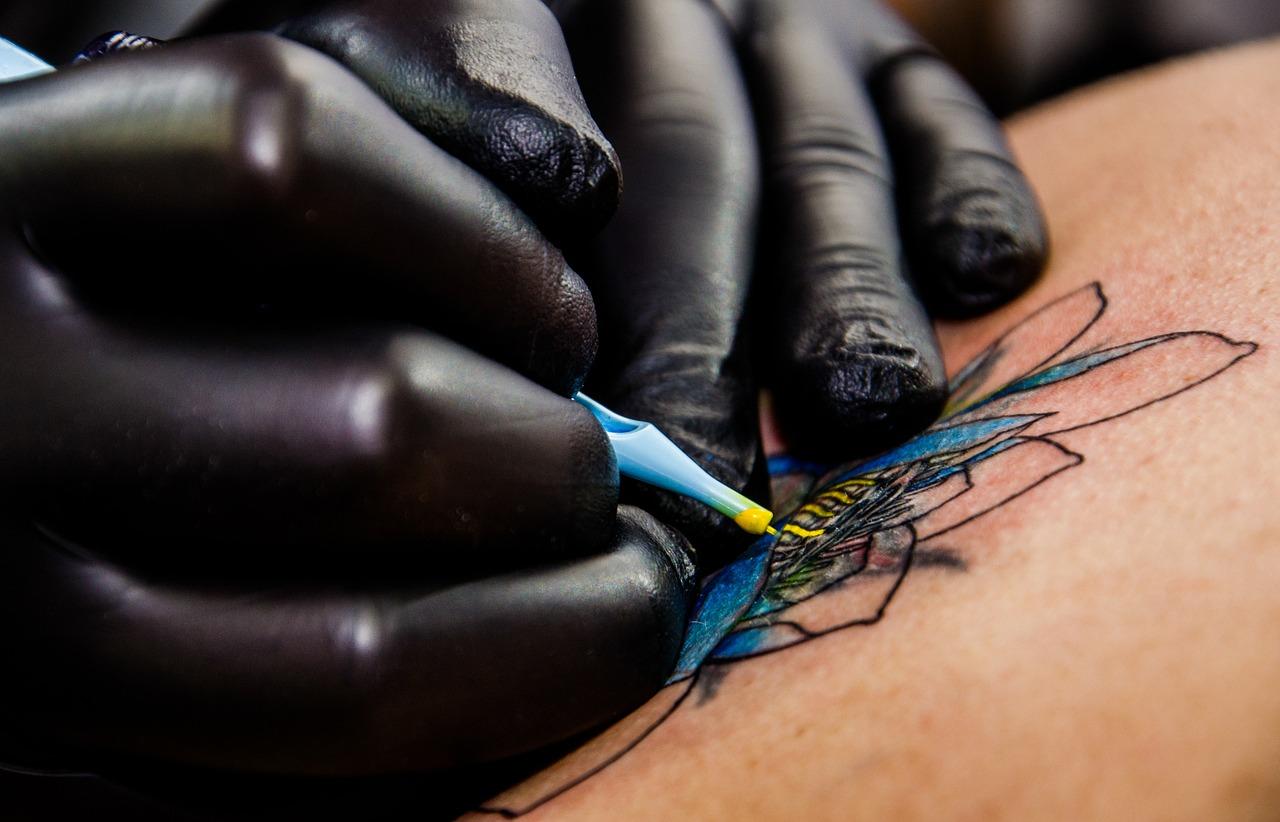 Comment se préparer avant un tatouage ?