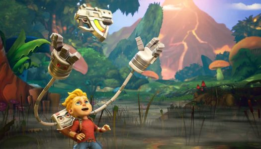 Test : Rad Rodgers (PlayStation 4)