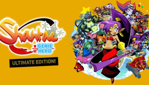 Test : Shantae: Half-Genie Hero (Nintendo Switch)