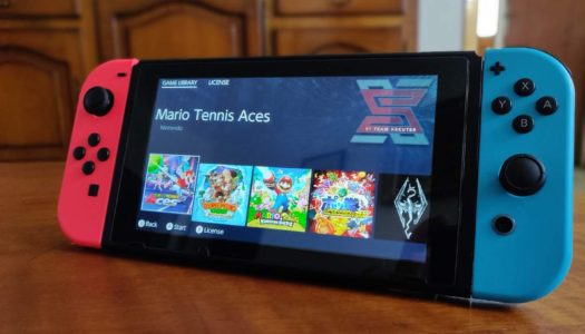 Test SX Pro : le premier « hack » de la Nintendo Switch
