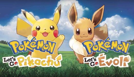Pokémon Let's Go : 7 pokémons exclusifs par version du jeu