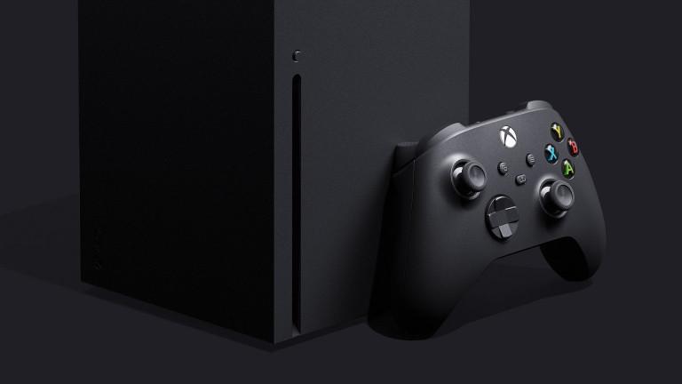 La nouvelle manette de la Xbox Series X.